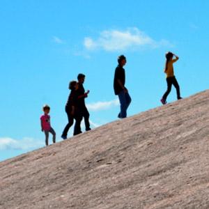 Семейная жизнь или 1 000 метров по вертикали.