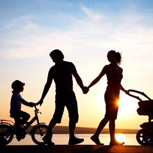 Путешествия за семейным счастьем
